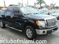 Options:  2011 Ford F-150 Xlt 4X4 4Dr Supercrew
