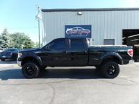 Lifted! Meet our ready to work 2011 Ford F-150 XLT