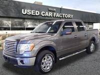 Options:  2011 Ford F-150 Xlt|4X4 Xlt 4Dr Supercrew