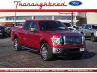 Our Red, 2011 Ford F-150 XLT 4X4 SuperCrew can be