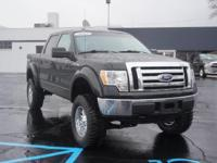 Options:  2011 Ford F-150 Xlt|4X4 Fx4 4Dr Supercrew