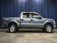 Lifted Clean Carfax 4x4 Ecoboost Truck with Steering