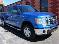From city streets to back roads, this Blue 2011 Ford