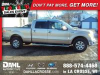 Recent Arrival! 2011 Ford F-150 XLT 4D SuperCrew, 5.0L