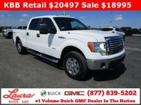 Recent Trade! XLT 3.5 V6 Crew Cab 4x4. Towing Package,