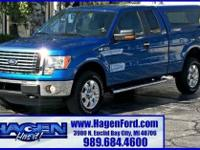 This 2011 Ford F150 is one cool truck! This Ford has