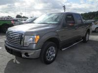 XLT Crew Cab with pwr options and very well maintaind.