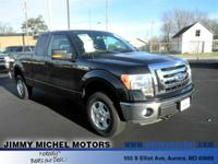 Exterior Color: black, Body: Extended Cab Pickup,