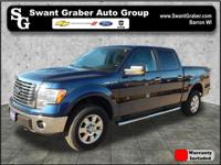 Exterior Color: dark blue pearl metallic, Body: 4x4 XLT