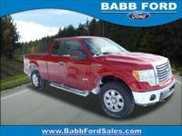 Exterior Color: red candy, Body: Super Cab Pickup 4X4,
