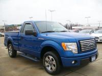 Exterior Color: blue flame metallic, Body: Regular Cab