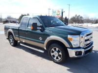 Here is a Built Ford Tough F-250 great for pulling that
