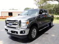 2011 ford f250 super duty lariat fx4 with the 6.7