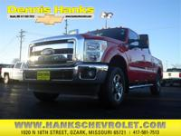Exterior Color: vermillion red, Body: Crew Cab Pickup,