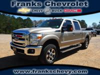 2011 Ford F-250 Super Duty Crew Cab 4X4 Lariat Our