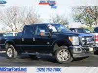 Only 80,900 Miles! This Ford Super Duty F-250 SRW