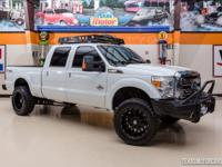 CUSTOM 2011 Ford Super Duty F-250 Pickup Lariat 4X4 The