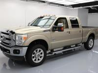 This awesome 2011 Ford F-250 4x4 comes loaded with the