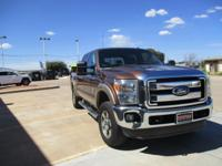 Familiarize yourself with the 2011 Ford F-250! You'll