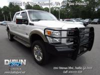 2011 Ford F-250SD King Ranch  New Price! *BLUETOOTH