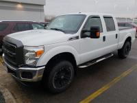 Recent Arrival! F-250SD Lariat Oxford White Clean