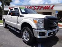 THIS IS A NICE 2011 FORD F250 LARIAT CREWCAB SHORTBED