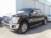 Options:  2011 Ford F-250Sd Lariat|Black|Power Stroke