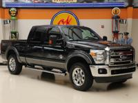 This Carfax 1-Owner 2011 Ford Super Duty F-250 is in