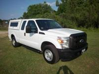 Options:  2011 Ford F-250 Super Duty Xl 4X2 4Dr