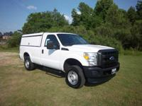 Options:  2011 Ford F-250 Super Duty Xl 4X4 2Dr Regular