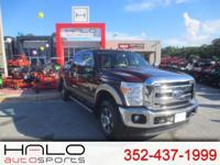 2011 FORD F250 XLT LARIET CREW CAB DIESEL IN EXCELLENT