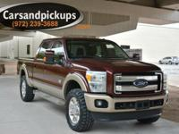 Options:  2011 Ford F-250 4Wd Crew Cab|**2 Owner**Clean