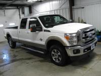 Options:  2011 Ford F250 Lariat|2011 F250 Lariat|4X4