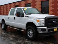From home to the job site, this White 2011 Ford Super