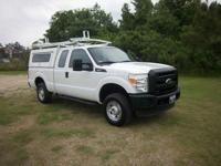 Options:  2011 Ford F-250 Super Duty Xl 4X4 4Dr