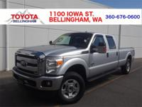 6.7L POWER STROKE * LEATHER SEATING * RUNNING BOARDS *