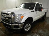 Exterior Color: white, Body: Extended Cab Pickup Truck,