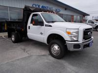 Like Brand New 5,000 Mile F-350 Dump Body......Turbo