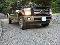 2011 Ford F-350 King Ranch Pickup. Only 57,100 miles