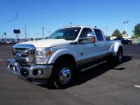 Treat yourself to this 2011 Ford F-350 Super Duty
