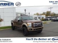 2011 Ford F-350 Lariat! Featuring a 6.7L V8, Diesel and