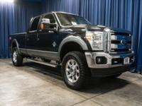 Clean Carfax 4x4 Diesel Truck!  Options:  Tinted
