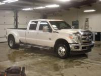 JUST IN! THIS 2011 F-350 DUALLY LARIAT IS CARFAX