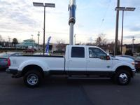 2011 Oxford White Ford F-350SD Lariat Cruise Control,