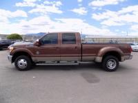 You'll love this AutoCheck Certified, Long Bed Dually!!