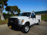 Options:  2011 Ford F-350 Utility Body||2011 Ford F-350