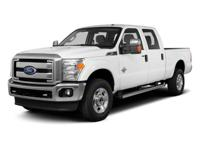 This FORD TRUCK SUPER DUTY F-35 delivers a Gas/Ethanol
