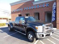 This Ford Super Duty F-450 DRW has a dependable