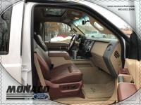 2011 Ford F-450 King Ranch Super Duty DRW 6.7L Power