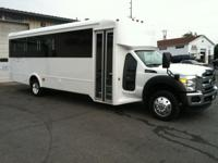 2011 Ford F-550 34 Foot Limo Party Bus privately owned